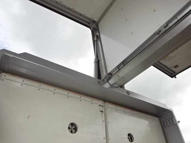 三菱 H21 スーパーグレート 4軸低床 冷凍ウィング 画像15