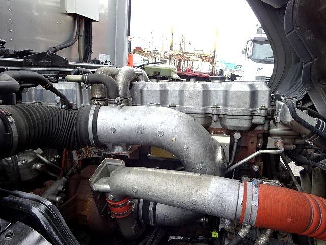 三菱 H21 スーパーグレート 4軸低床 冷凍ウィング 画像18
