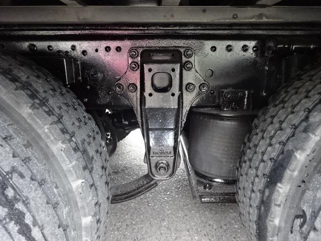 三菱 H21 スーパーグレート 4軸低床 冷凍ウィング 画像19