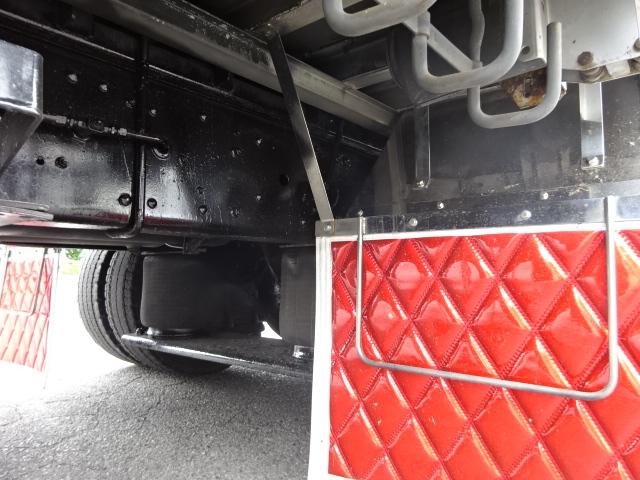 三菱 H21 スーパーグレート 4軸低床 冷凍ウィング 画像22