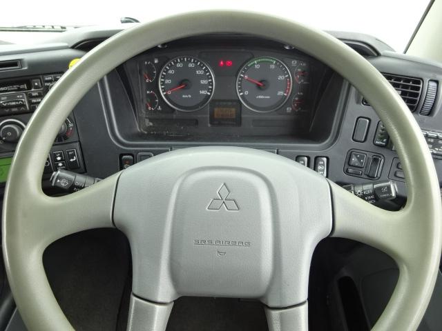 三菱 H21 スーパーグレート 4軸低床 冷凍ウィング 画像25