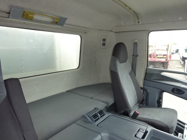 三菱 H21 スーパーグレート 4軸低床 冷凍ウィング 画像28