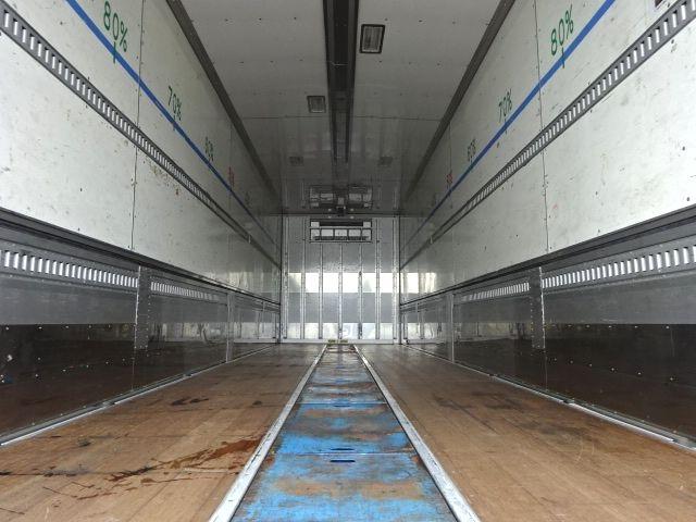 三菱 H21 スーパーグレート 4軸低床 冷凍ウィング 画像9