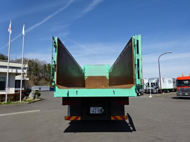 いすゞ H24 ギガ ロングダンプ 34立米 画像10