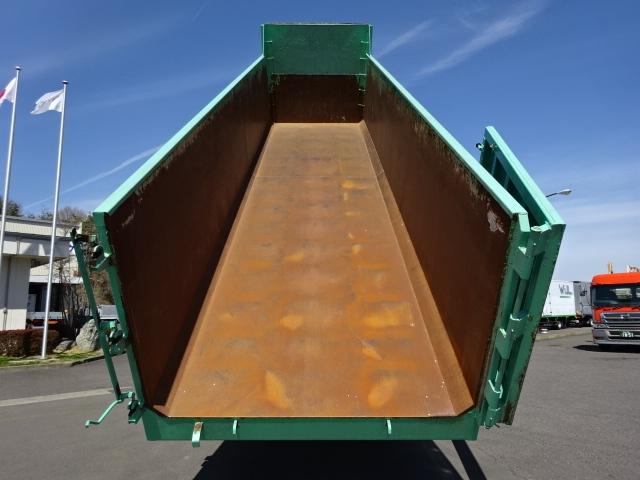 いすゞ H24 ギガ ロングダンプ 34立米 画像14