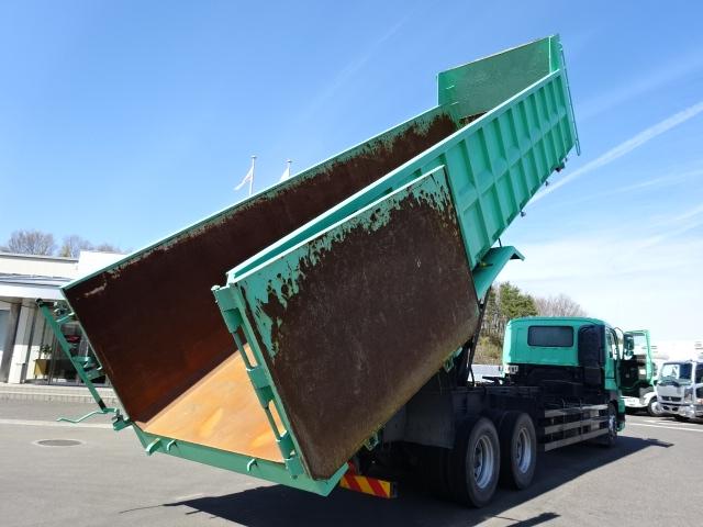 いすゞ H24 ギガ ロングダンプ 34立米 画像15