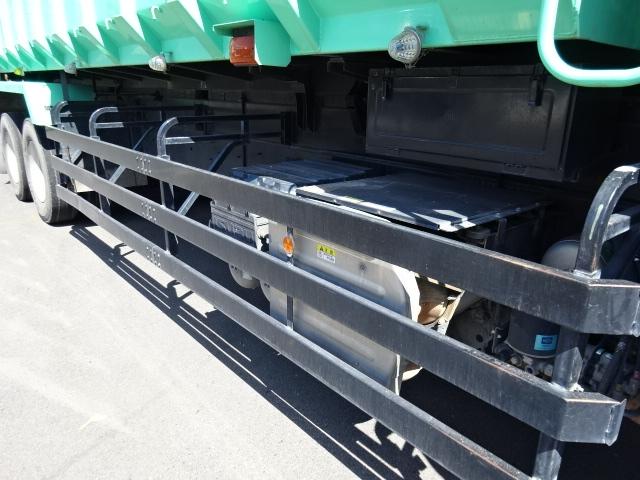 いすゞ H24 ギガ ロングダンプ 34立米 画像19