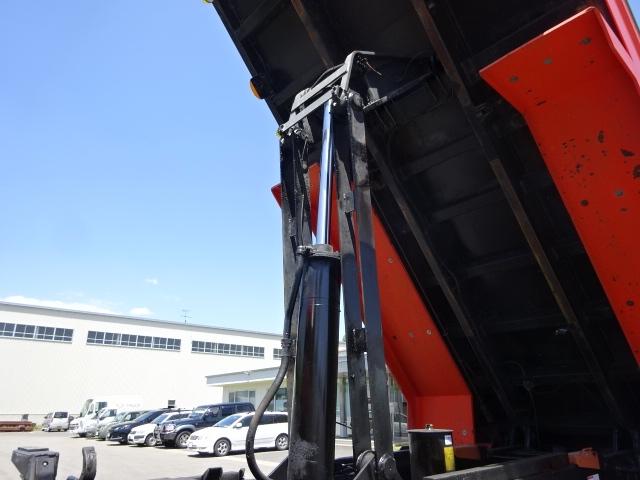 日野 プロフィア ダンプ 530X230 車検付 画像15