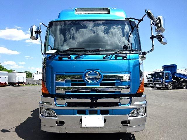 日野 H27 プロフィア 低温冷凍車 キーストン 画像2