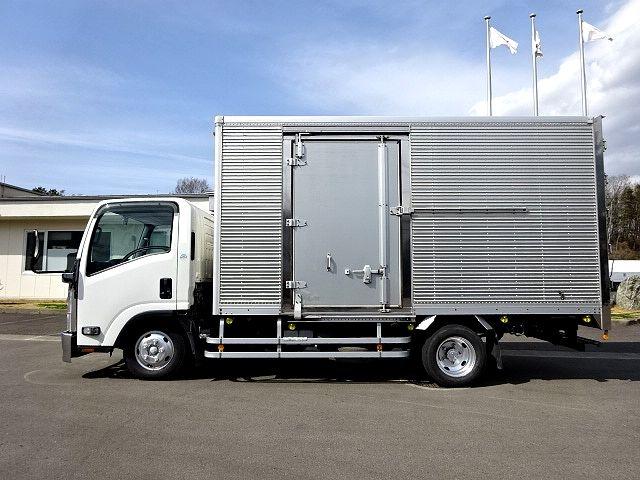 マツダ H22 タイタン アルミバン 両サイド扉 画像4