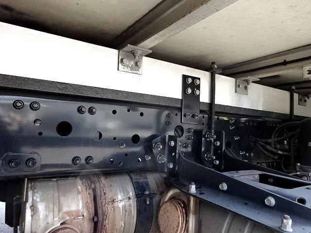 三菱 H23 ファイター 低温冷凍車 キーストン 画像15