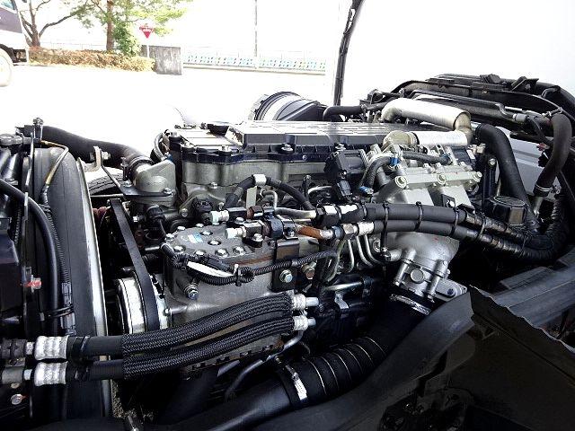 三菱 H23 ファイター 低温冷凍車 キーストン 画像19