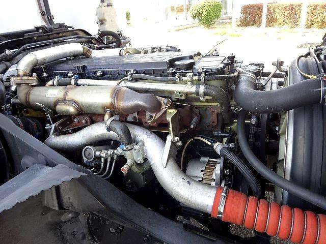 三菱 H23 ファイター 低温冷凍車 キーストン 画像20