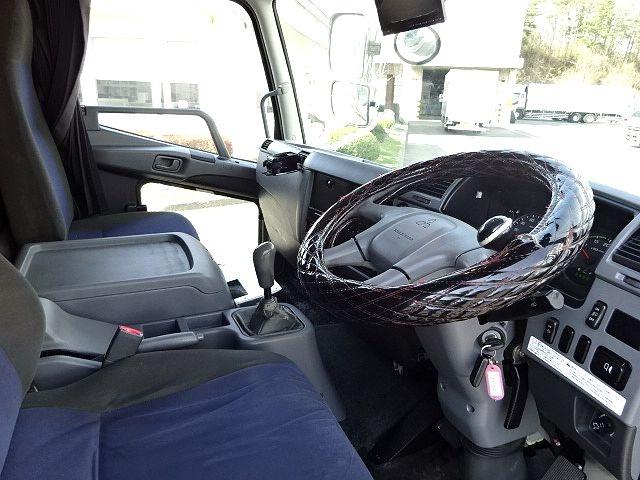 三菱 H23 ファイター 低温冷凍車 キーストン 画像21