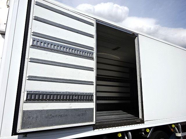 三菱 H23 ファイター 低温冷凍車 キーストン 画像6