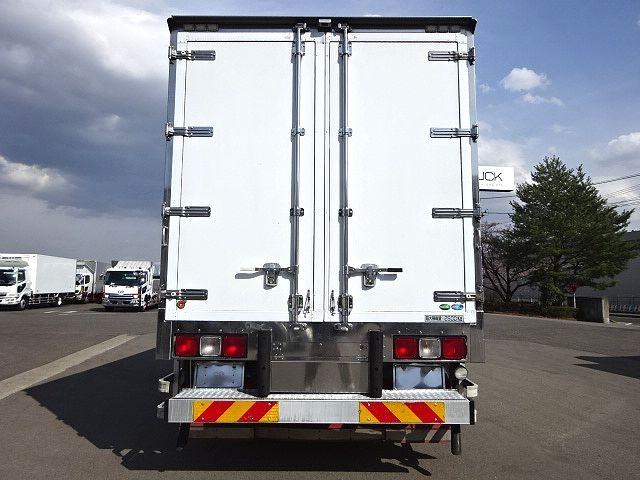 三菱 H23 ファイター 低温冷凍車 キーストン 画像9
