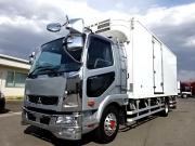 三菱 H23 ファイター 低温冷凍車 キーストン