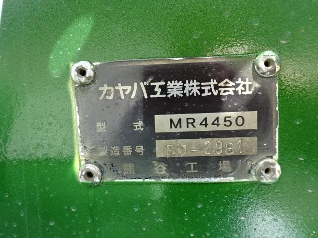いすゞ ギガ コンクリートミキサー 車検付 画像5