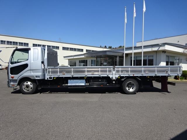 三菱 H26 ファイター 平 ワイド 荷台長670cm  画像4