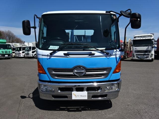 日野 H16 レンジャー プレスパッカー車  10立米 画像2