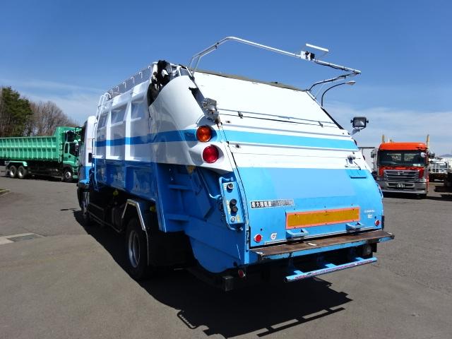 日野 H16 レンジャー プレスパッカー車  10立米 画像6