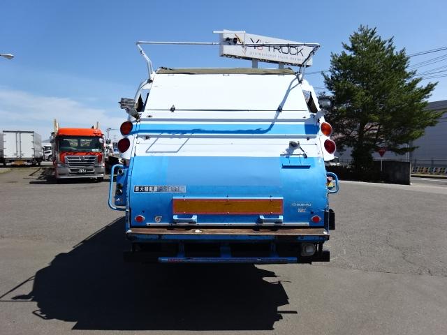 日野 H16 レンジャー プレスパッカー車  10立米 画像7