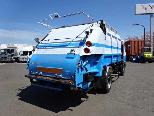 日野 H16 レンジャー プレスパッカー車  10立米 画像8