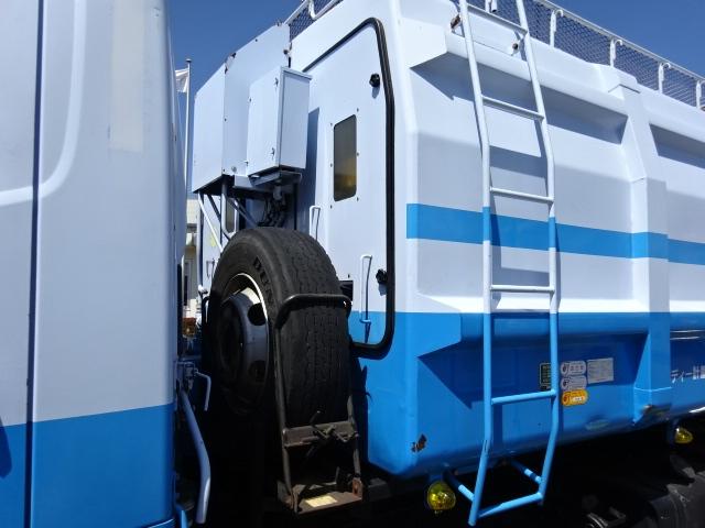 日野 H16 レンジャー プレスパッカー車  10立米 画像10