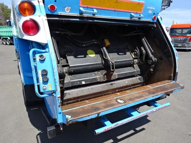日野 H16 レンジャー プレスパッカー車  10立米 画像20