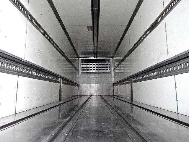 三菱 H18 スーパーグレート 4軸低床冷凍ウィング 画像3