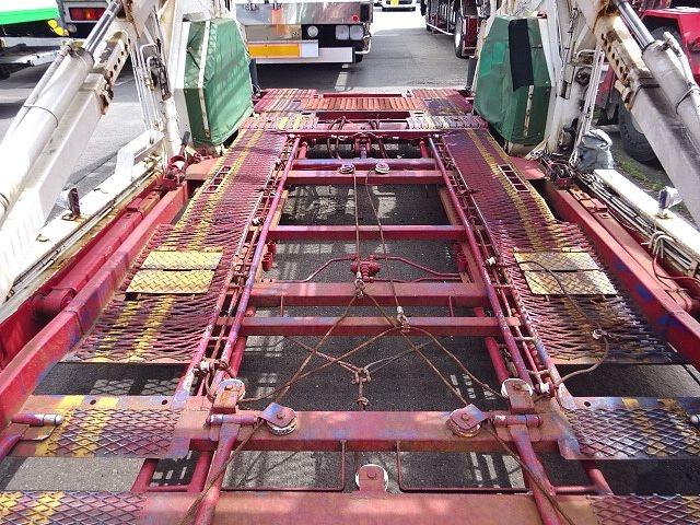 富士 H3 富士 セミトレーラ 7台積みキャリアカー 画像11