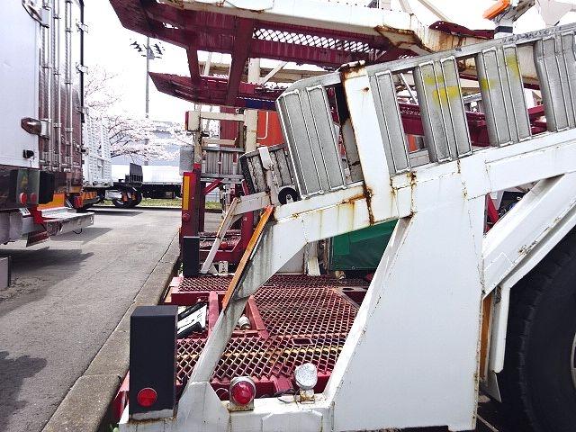 富士 H3 富士 セミトレーラ 7台積みキャリアカー 画像12