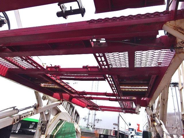 富士 H3 富士 セミトレーラ 7台積みキャリアカー 画像18