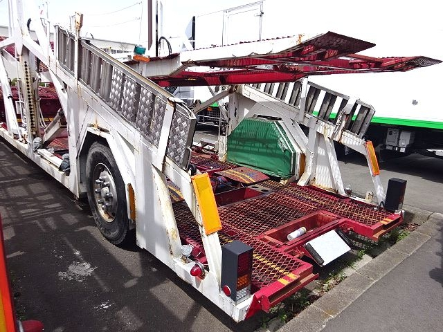 富士 H3 富士 セミトレーラ 7台積みキャリアカー 画像4