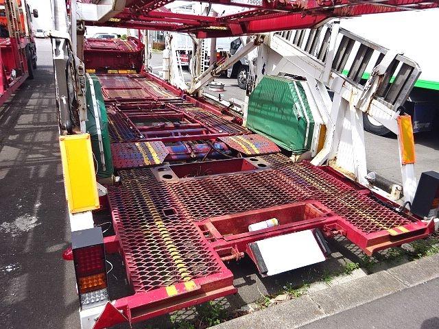 富士 H3 富士 セミトレーラ 7台積みキャリアカー 画像5