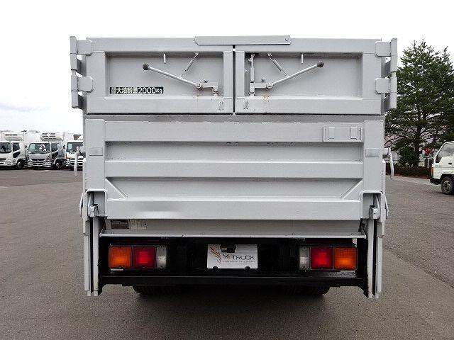 日野 H18 デュトロ 深ダンプ 切り替え式4WD 画像8