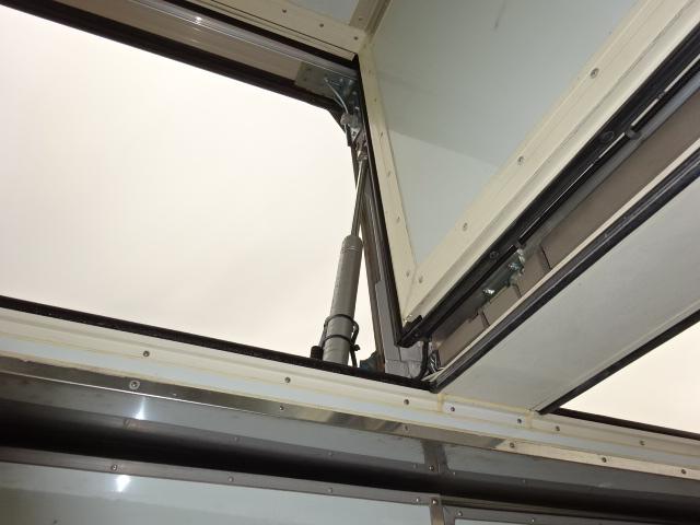いすゞ ギガ 低温冷凍ウィング 格納PG キーストン 画像13
