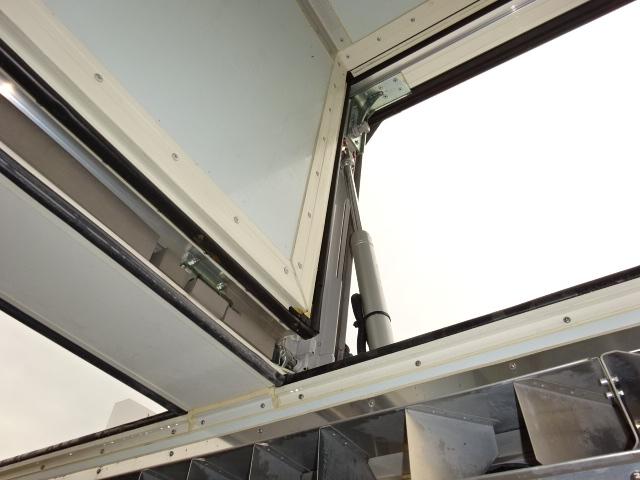 いすゞ ギガ 低温冷凍ウィング 格納PG キーストン 画像16