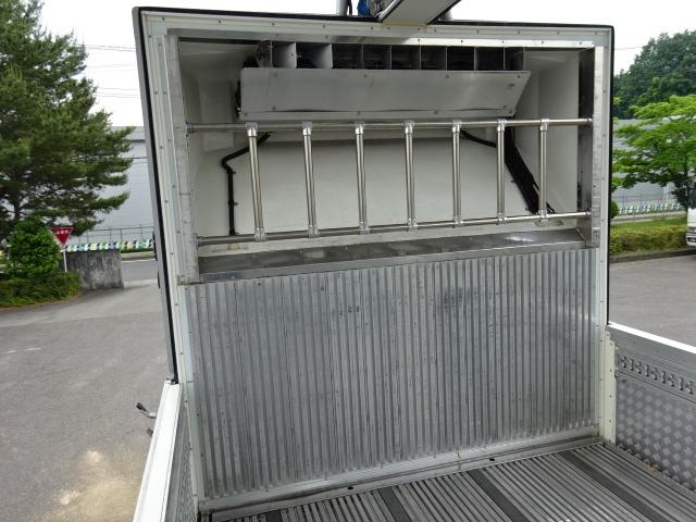 いすゞ ギガ 低温冷凍ウィング 格納PG キーストン 画像17