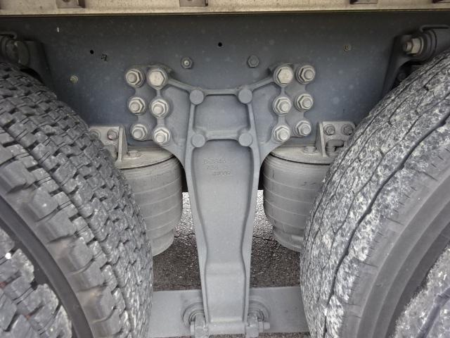 いすゞ ギガ 低温冷凍ウィング 格納PG キーストン 画像20