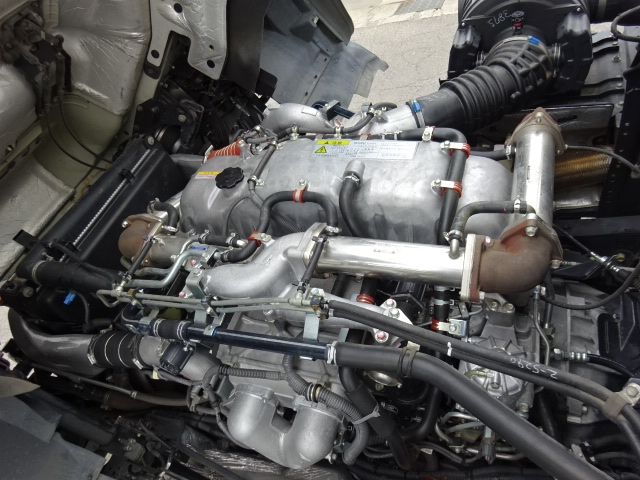 いすゞ ギガ 低温冷凍ウィング 格納PG キーストン 画像22