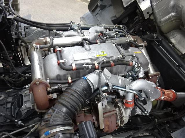 いすゞ ギガ 低温冷凍ウィング 格納PG キーストン 画像23