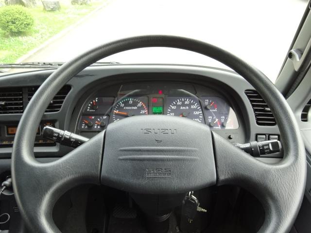 いすゞ ギガ 低温冷凍ウィング 格納PG キーストン 画像25