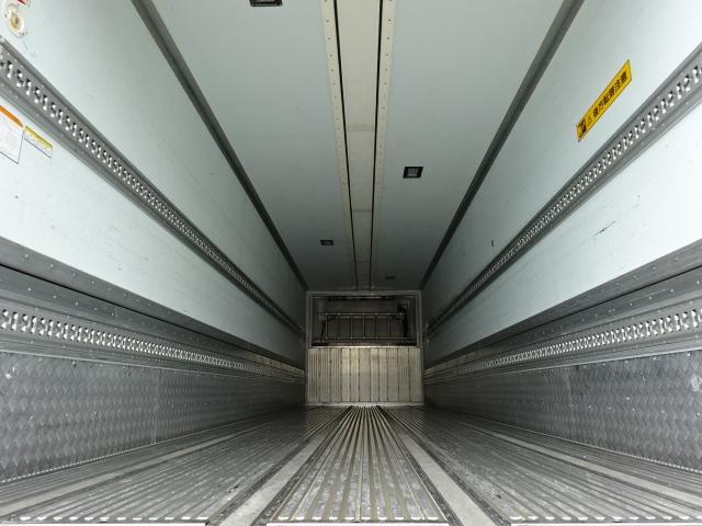 いすゞ ギガ 低温冷凍ウィング 格納PG キーストン 画像9