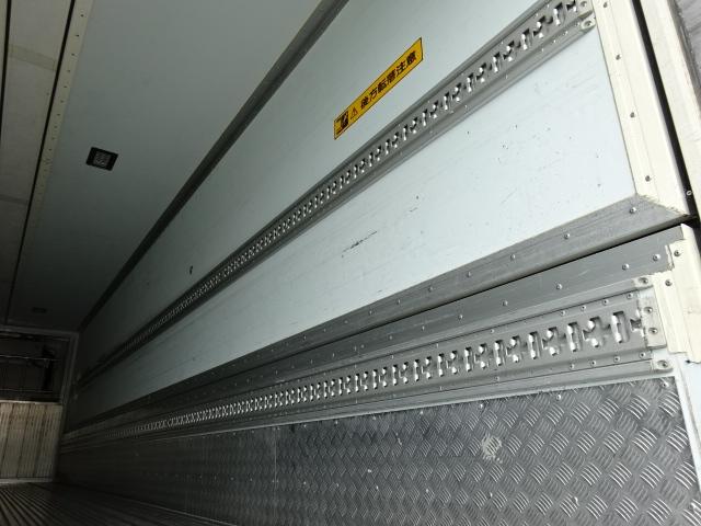 いすゞ ギガ 低温冷凍ウィング 格納PG キーストン 画像11