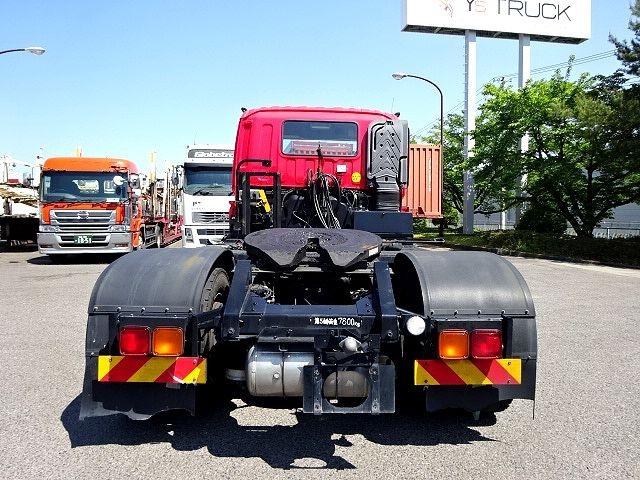 いすゞ H25 ギガ トラクタ キャリアカー用  画像7