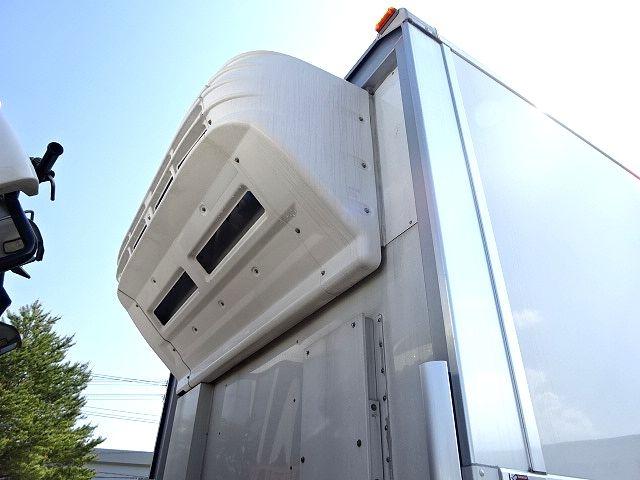 いすゞ フォワード フルワイド 冷凍ウイング 格納PG  画像14