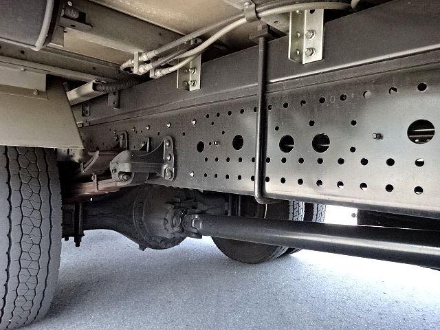 いすゞ フォワード フルワイド 冷凍ウイング 格納PG  画像15