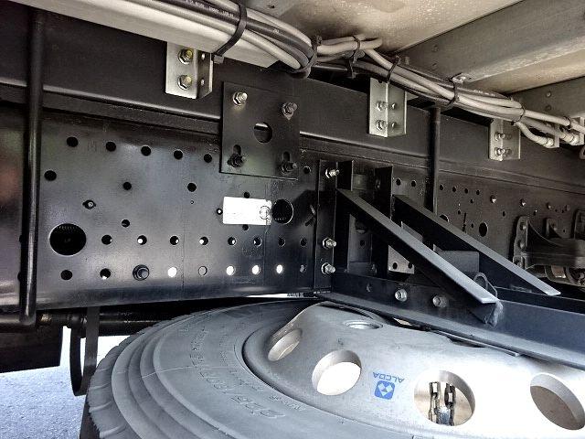 いすゞ フォワード フルワイド 冷凍ウイング 格納PG  画像16