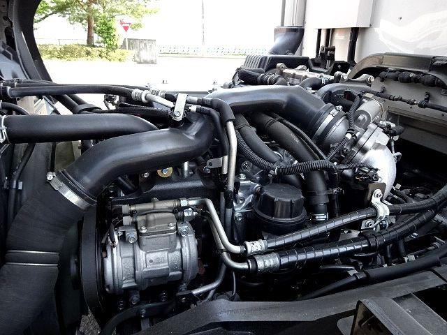 いすゞ フォワード フルワイド 冷凍ウイング 格納PG  画像18